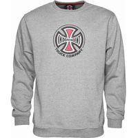 bluza INDEPENDENT - Truck Co. Crew Dark Heather (DARK HEATHER)