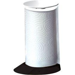 Casa Bugatti - Glamour - stojak na ręczniki papierowe - czarny