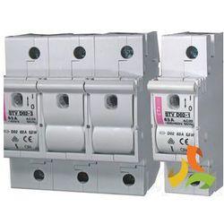 Rozłącznik izolacyjny STV D02 63A 3P+N 002271005 ETI