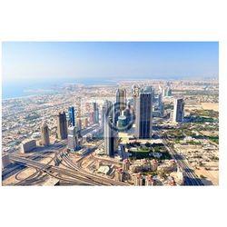 Fototapeta Dubai od ptaków `s oczy.