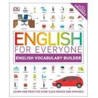 English for Everyone English Vocabulary Builder (opr. miękka)