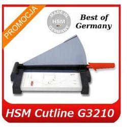 Gilotyna HSM Cutline G3210, Tania wysyłka lub odbiór osobisty Łódź, DIN A3, Made in Germany