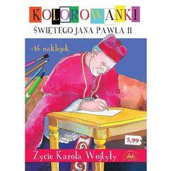 Kolorowanki Świętego Jana Pawła II