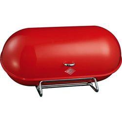 Pojemnik na pieczywo BreadBoy Wesco czerwony