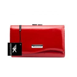 9843e07704642 portfele portmonetki portfel damski qlanxllu rozowy skorzany 7055p ...