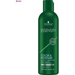 SCHWARZKOPF Essensity Szampon do wosów Color & Moisture 250 ml
