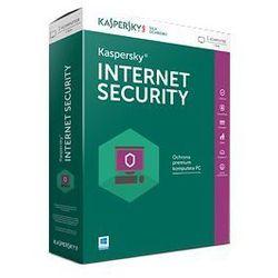 Kaspersky Internet Security 2016 1 urządzenie na 2 lata elektroniczna