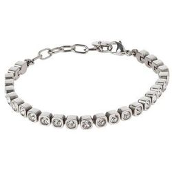 Tamaris Jewelry AURORA Bransoletka silvercoloured