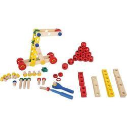 Zestaw do konstrukcji Śrubki - zabawka dla dzieci