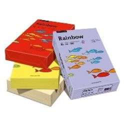 Papier ksero RAINBOW A4 160g nr 87 niebieski