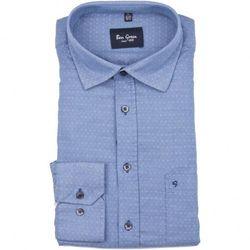 1784ec7b41470b krawat cienki czarny w kategorii Koszule męskie - porównaj zanim kupisz