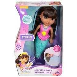 Fisher-Price Dora pływająca Syrenka