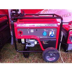 Agregat jednofazowy Honda 230V EM4500CXS