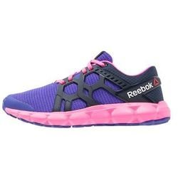 Reebok HEXAFFECT RUN 4.0 Obuwie do biegania treningowe purple/navy/pink