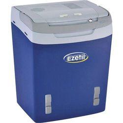 Lodówka turystyczna, samochodowa, termoelektryczna Ezetil E32 M 776930, 12 V, 230 V, 29 l, Niebieski , Jasnoniebieski