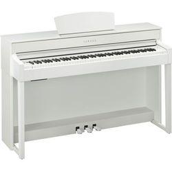 YAMAHA CLP 535 WH Clavinova - pianino cyfrowe Płacąc przelewem przesyłka gratis!