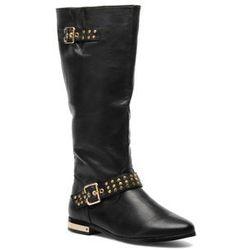 Kozaki I Love Shoes Thache Damskie Czarne Dostawa 2 do 3 dni