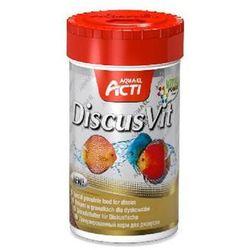 AQUA EL Acti DiscusVit - pokarm granulowany dla dyskowców 1000ml