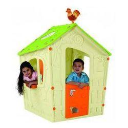 Domek dla dzieci Keter Magic Playhouse Zielony/Beżowy