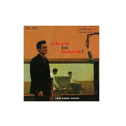 Jazz Connoisseur: Chet Is Back (CD)