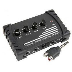 Chord 4-Channel Headphone Amplifier, wzmacniacz słuchawkowy