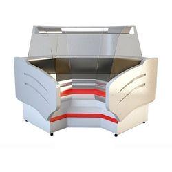 Lada chłodnicza narożna MAWI NCHGNN-W 1.3 130cm