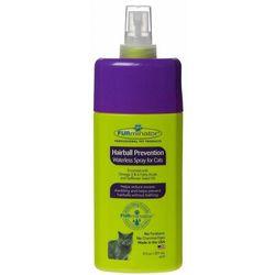 FURminator suchy szampon dla kotów przeciw powstawaniu kul włosowych