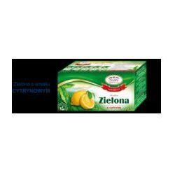 Herbata zielona o smaku cytrynowym EX'20 Malwa