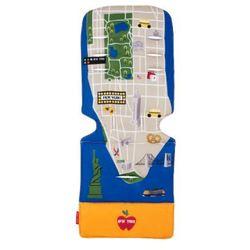 MACLAREN Wkładka do wózka Universal New York City Map