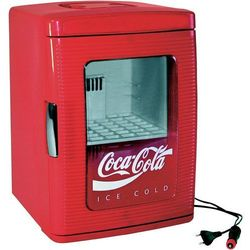 Minilodówka turystyczna / Party cooler, termoelektryczna Ezetil Coca-Cola MF25 12/230V 526430, 12 V, 230 V, 23 l, Czerwony