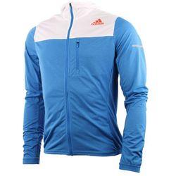 bluza do biegania męska ADIDAS STRETCH JACKET / AI7567 Promocja (-30%)