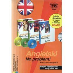 Angielski No Problem! Pakiet Samouczków Mp3 (Płyta Cd) (opr. miękka)