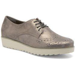 Buty sznurowane Ara Malmo 2 Damskie Beżowe 100 dni na zwrot lub wymianę