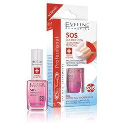 Eveline Nail Therapy Lakier odżywka SOS 12ml