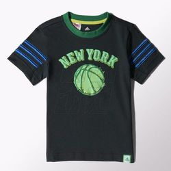 Koszulka adidas Team Cotton Tee Kids S21685