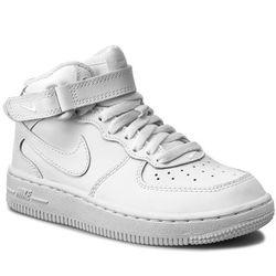 odziez na rower buty nike air force 1 07 white white