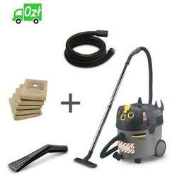 NT 35/1 Tact Te H odkurzacz profesjonalny do pyłów niebezpiecznych Karcher + Wąż 2,5m + Worki + Ssawka samochodowa # GWARANCJA DOOR-TO-DOOR