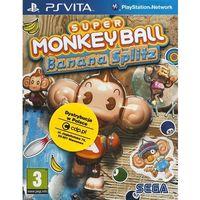 Super Monkey Ball Banana Spitz (PSV)