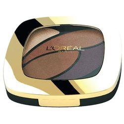 L'Oréal Poczwórne cienie Color Riche Quad – E3 Infiniment Bronze – 2.5 g