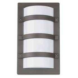 Cristher - TRIK (antracyt) - kinkiet zewnetrzny (LED)