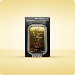 50 g Sztabka złota CertiPack