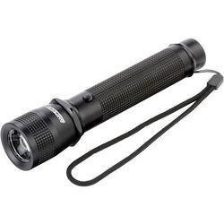 Latarka kieszonkowa LED Z4 Ampercell 02950, 350 lm, 300 m, Akumulator (ØxD) 3.8 cmx18.4 cm, Czarny