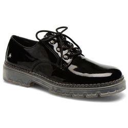 Buty sznurowane Art Alpine 20-0807 Damskie Czarne Dostawa 2 do 3 dni