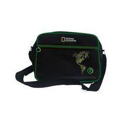 National Geographic Torba na Ramię z Przegrodą na Laptopa Compass Green 270727