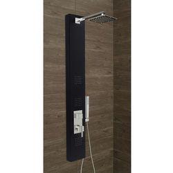 Panel Prysznicowy - Model 9819 Czarny