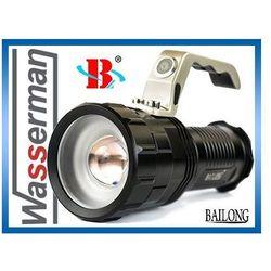 Latarka szperacz LED Bailong T6-T808