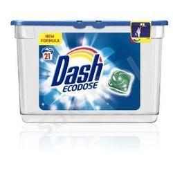 DASH Regolare - Klasyczne, żelowe kapsułki do prania - 21 szt