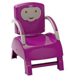 Thermobaby, Krzesełko do karmienia, fioletowe Darmowa dostawa do sklepów SMYK