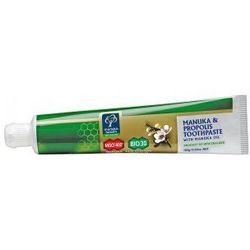 Pasta do zębów z Miodem Manuka MGO™ 400+, Propolisem BIO 30™ i Olejkiem Manuka (100 ml) Manuka Health