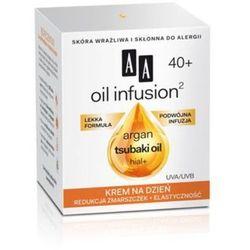 AA Oil Infusion 40+ Krem na dzień, 50 ml